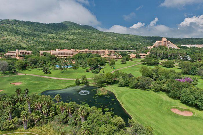 Sun City Cascades Hotel Golf Course