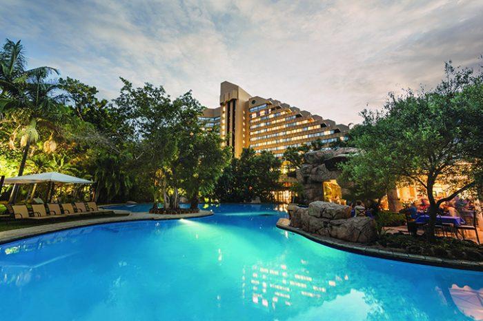 Sun City Cascades Hotel Outdoor Pool