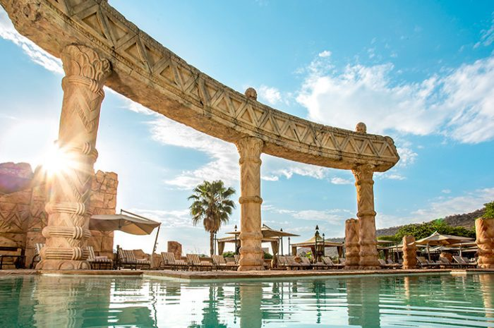 Sun City The Palace Outdoor Pool