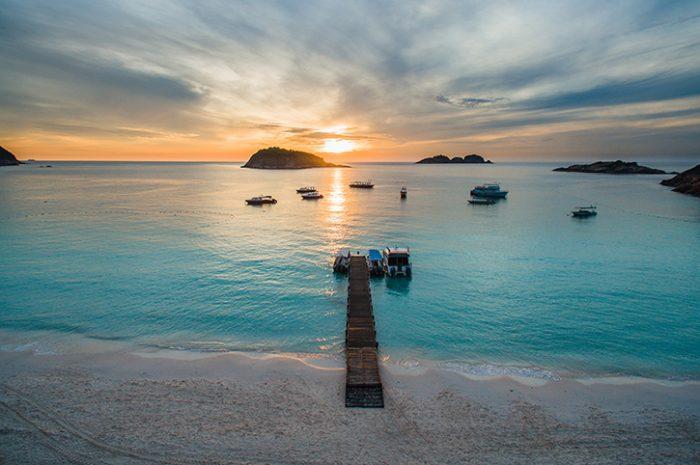 Sunrise Redang Island
