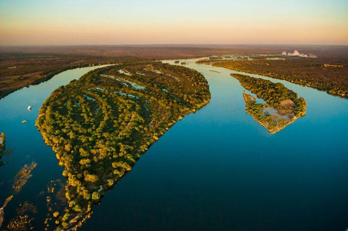 Zambezi River, Zimbabwe
