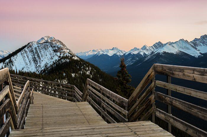 Banff Gondola Views