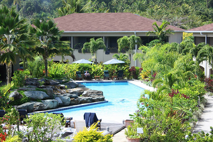 Sunset Resort Cook Islands Hotels Freedom Destinations