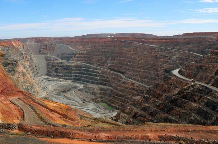 Super Pit Gold Mine, Kalgoorlie, WA