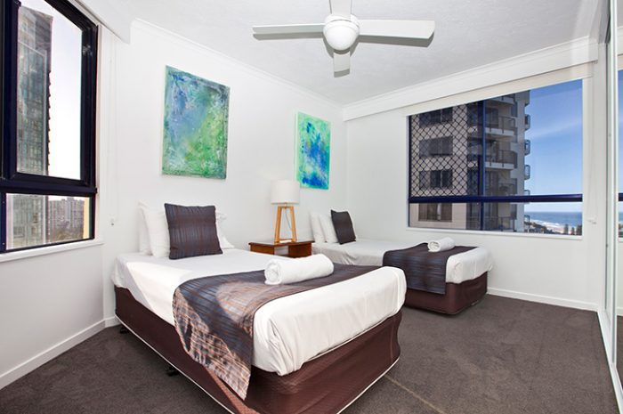 Surf Regency Bedroom