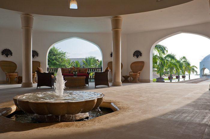 Swahili Beach Resort Bar Peacock Lounge