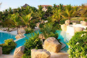 Swahili Beach Resort Layer Pool