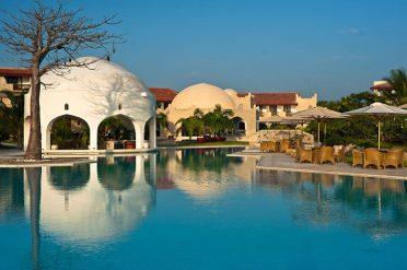 Swahili Beach Resort Main Pool