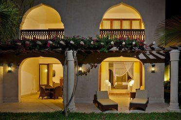 Swahili Beach Resort Outdoor Space
