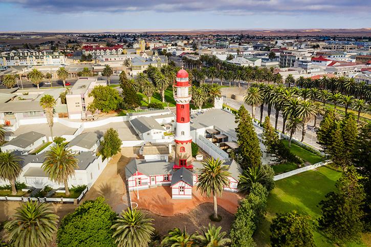 Lighthouse, Swakopmund