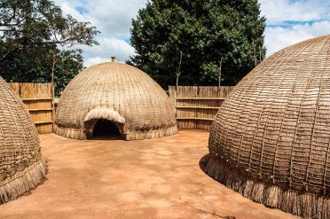 Swazi Hut, South Africa