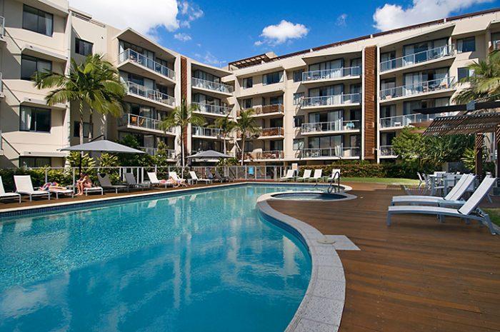 Swell Resort Swimming Pool