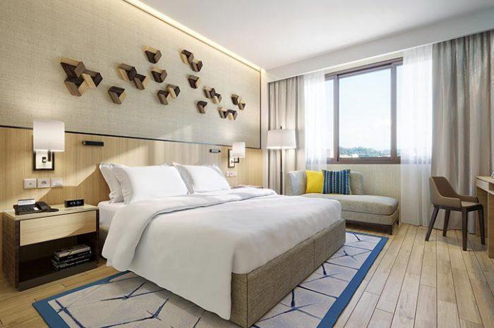 Swiss Garden Hotel Bukit Bintang Deluxe Room