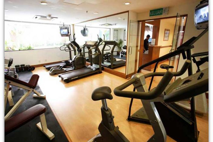 Swiss Garden Hotel Gym