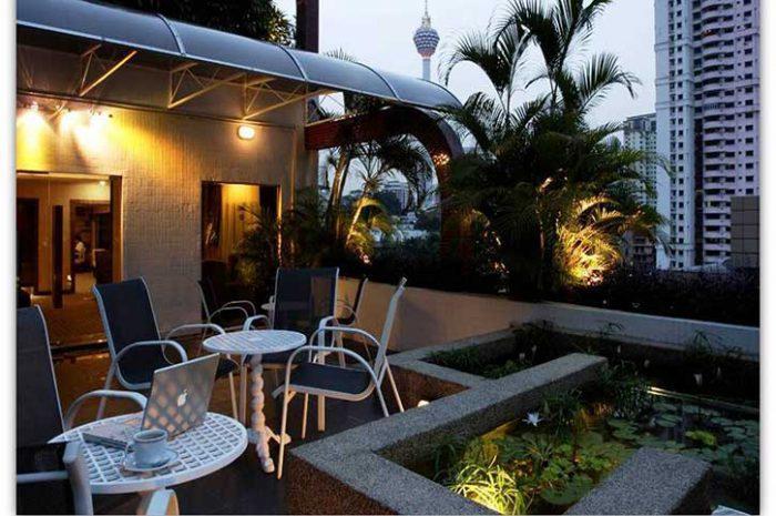Swiss Garden Hotel Terrace
