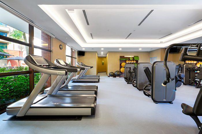 Swissotel Merchant Court Fitness Centre