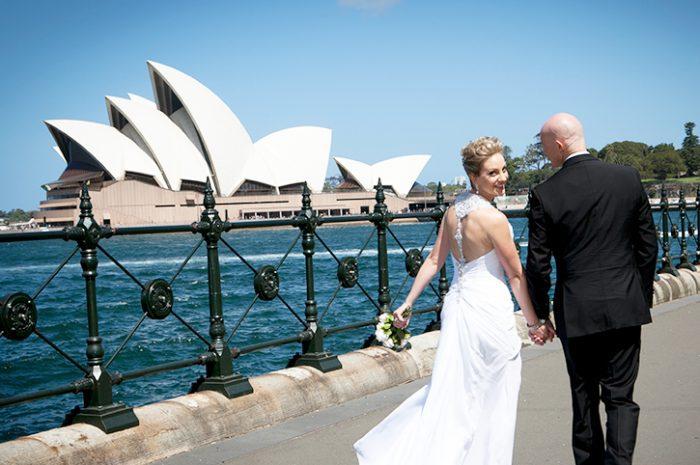 Sydney Opera House Wedding