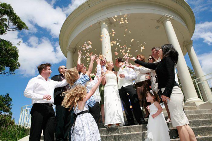Sydney Balmoral Beach Wedding