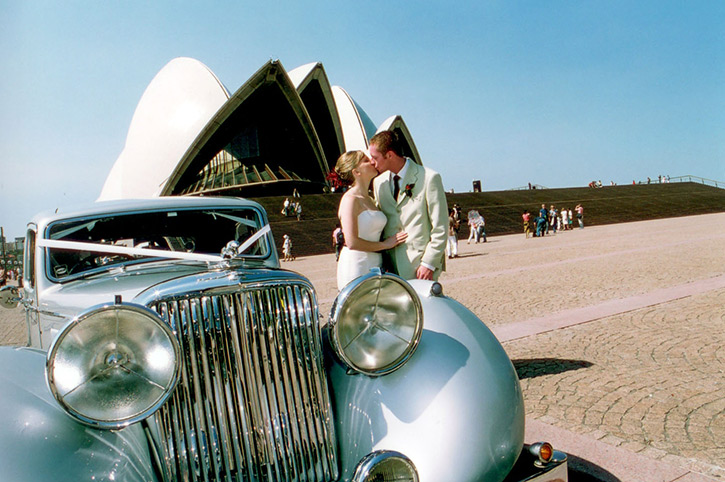 Sydney Opera House Wedding