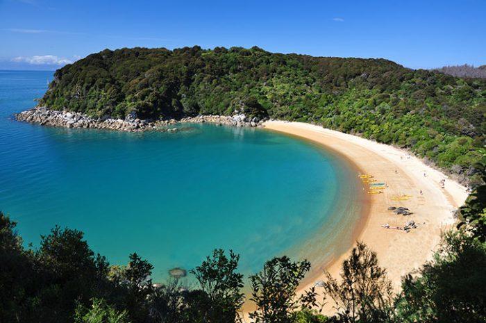 Te Puketea Bay, Abel Tasman National Park