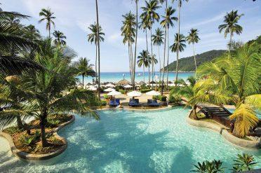 Taaras Beach Resort Pool
