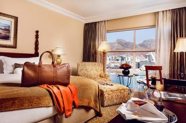 Table Bay Hotel Luxury Mountain View Room