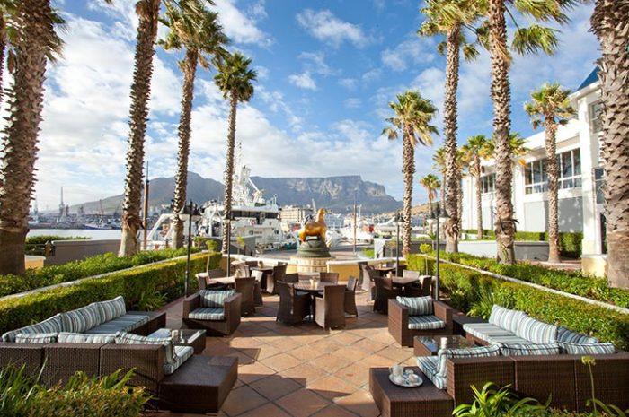 Table Bay Hotel Oscar Terrace