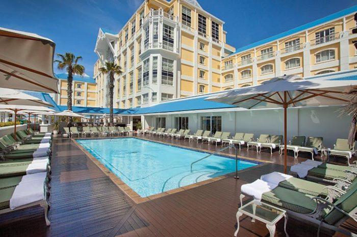 Table Bay Hotel Pool