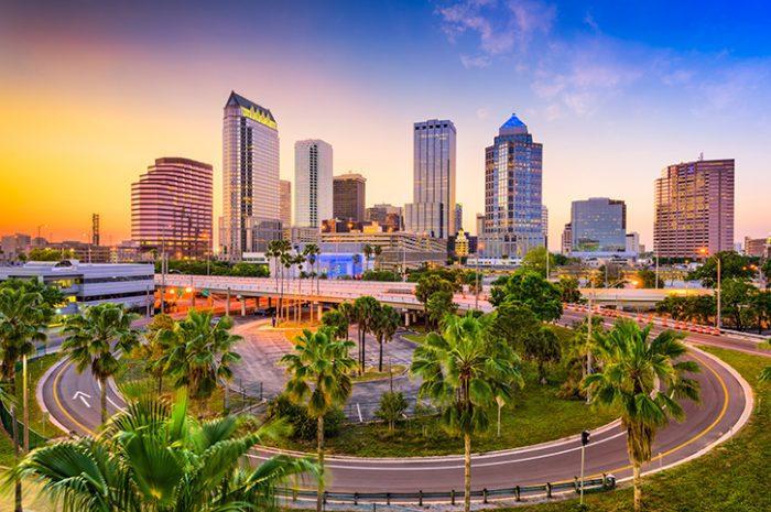 Tampa, Florida, South USA