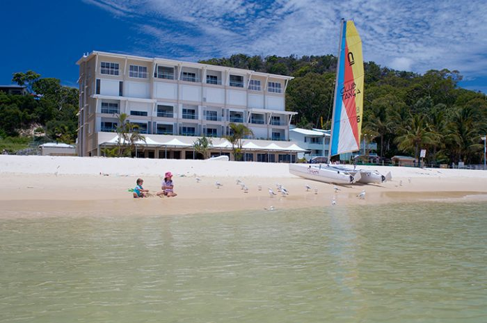 Tangalooma Resort Outside Resort