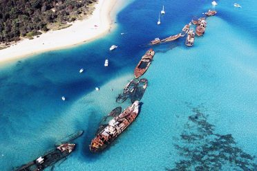 Tangalooma Resort Shipwreck