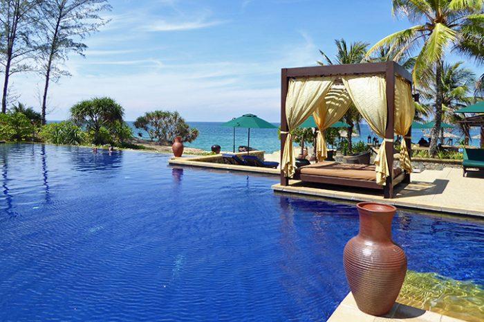 Tanjong Jara Beachfront Pool