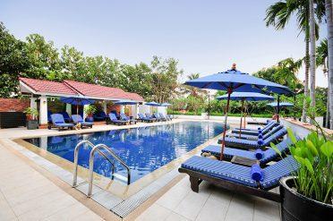 Tara Angkor Hotel Pool