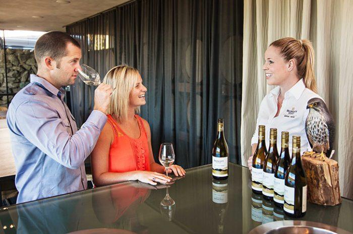 Taste Marlborough Wine Touring Couple