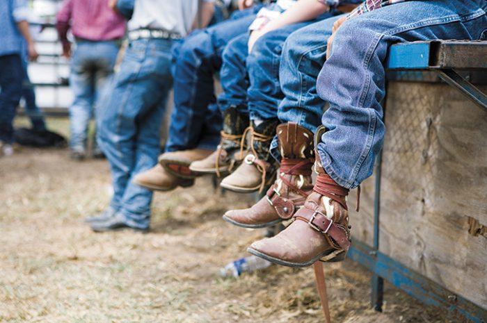 Texas Cowboys, South USA