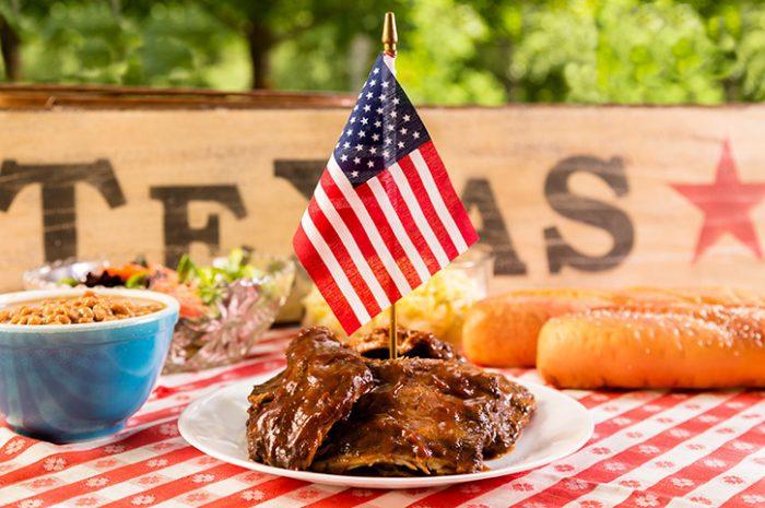Texas BBQ, South USA