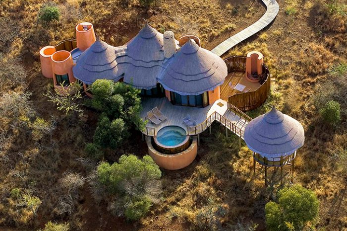 Thanda Safari Lodge Villa
