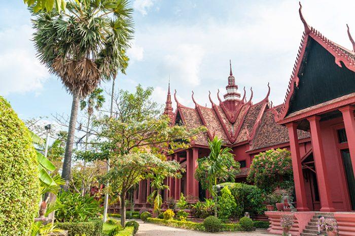 The National Museum, Phnom Penh