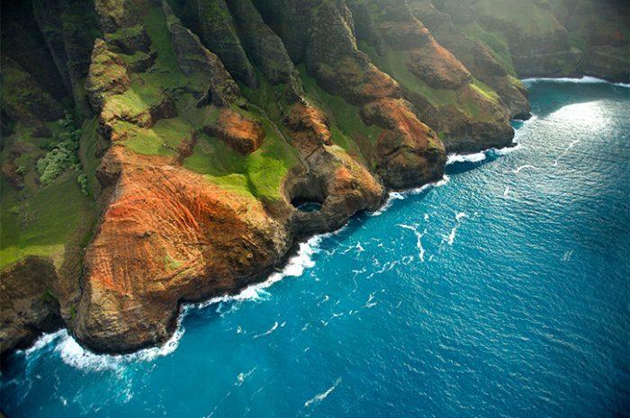 Na Pali Coast, Kauai, Hawaii