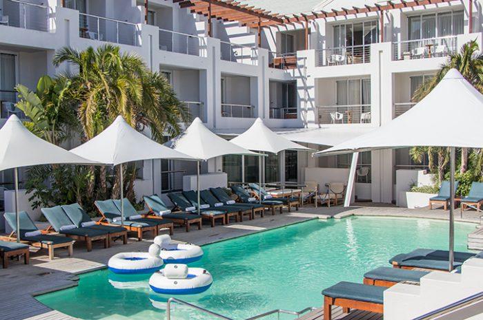 The Bay Hotel Main Pool