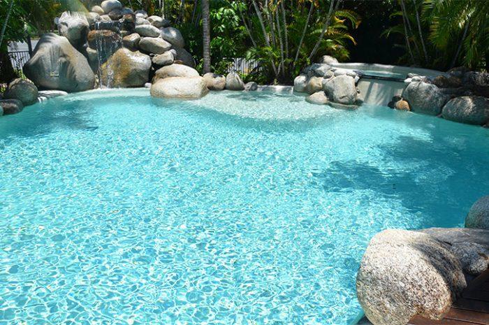 The Beach Terraces Pool