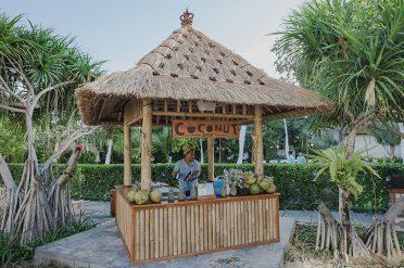 Blu-Zea Resort Coconut Bar