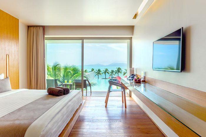 The Coast Resort Deluxe Seaview Room