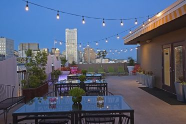 The Cova Hotel Terrace