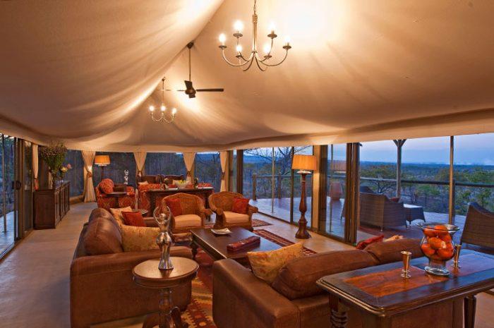 The Elephant Camp Lounge