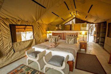 The Hide Deluxe Tent