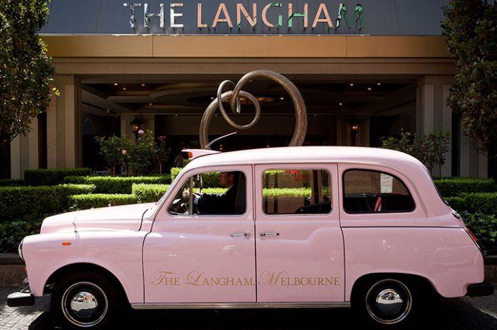 The Langham Melbourne Exterior