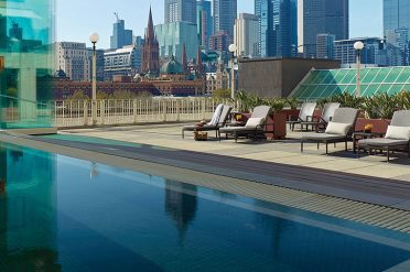 Swimming Pool, The Langham, Melbourne, Australia