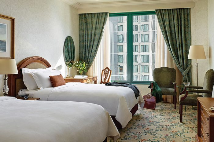 The Langham Melbourne Twin