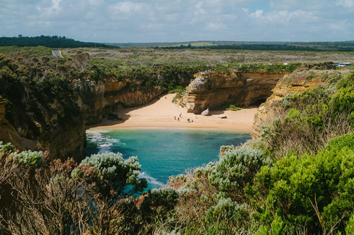 The Loch Ard Gorge, Victoria